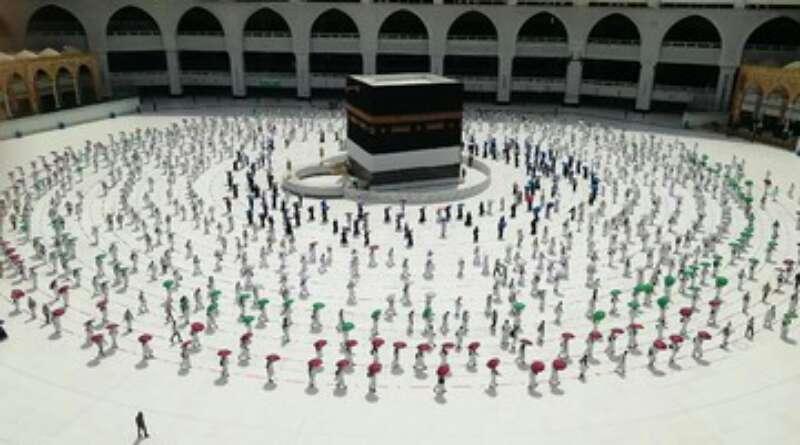 Arab Saudi Tahan Ribuan Orang yang Berupaya Ikut Berhaji Secara Ilegal