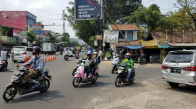 Rekayasa Tiga Jalan di Kota Bandung, Pengendara: Ini Sangat Efektif