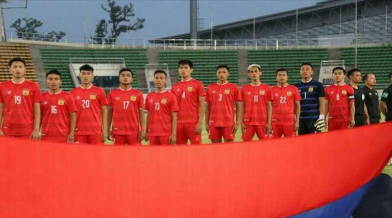Kiper Timnas Laos Dihukum AFC Dilarang Bermain Seumur Hidup