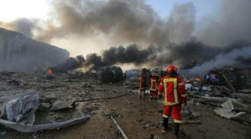 Duka RI untuk Lebanon, Kontingen Garuda Bantu Evakuasi Korban