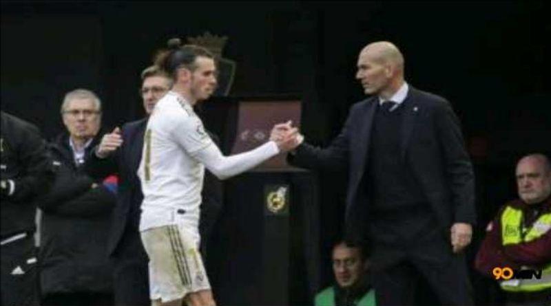 Dicoret dari Skuat, Zidane Sebut Bale Tak Ingin Bermain di Pertandingan vs Manchester City