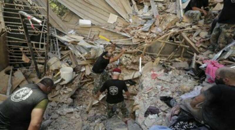 Investigasi Ledakan, Lebanon Tahan 16 Staf Pelabuhan Beirut