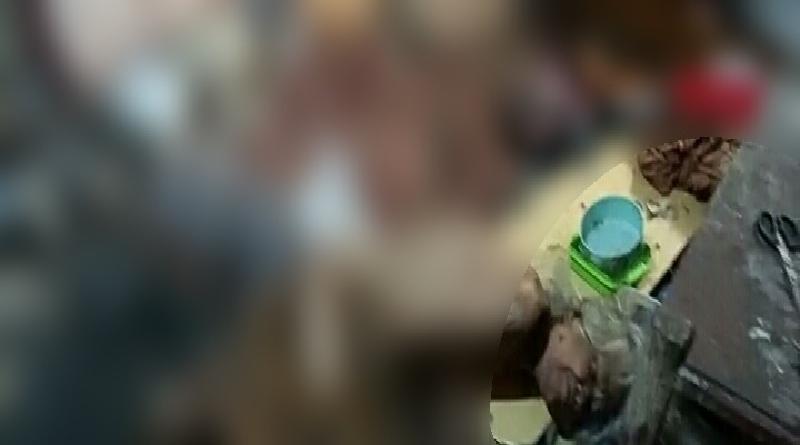 Nasib Malang Nenek Uho Terbaring Sakit Tanpa Busana Sendirian di Rumah Reyot