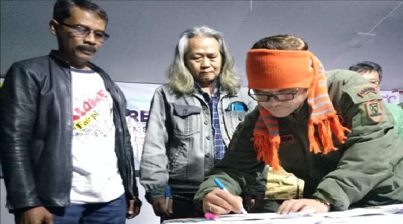 Disparbud Gelar Jambore Kemitraan, AFP Wakili Komunitas Automotif