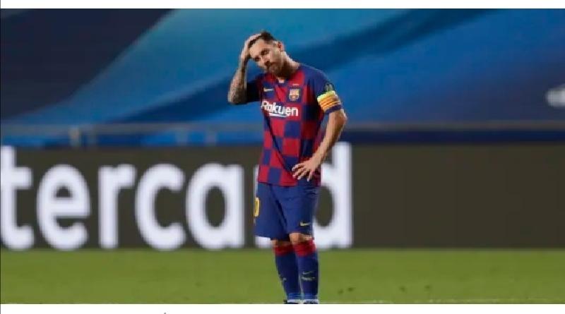Dikabarkan Ayah Messi  Sudah Berada di Manchester untuk Negosiasi dengan Man City
