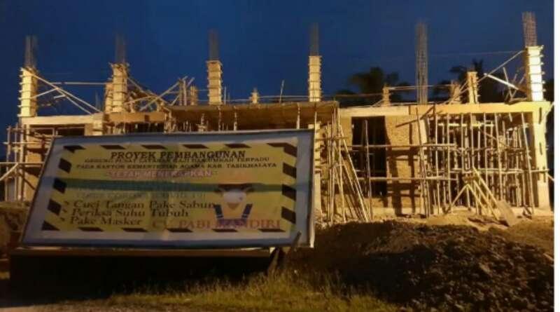 Gedung Layanan Haji Terpadu Tasikmalaya Direncanakan Selesai Desember 2020