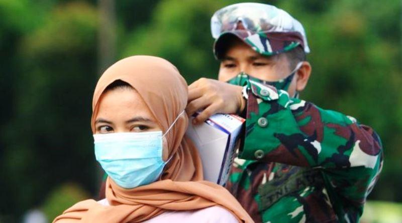 Akhirnya, Kota Bandung Terapkan Denda Bagi Warga Tanpa Masker