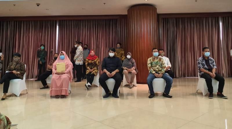 Dipenjara18 Tahun Menanti Hukuman Qisas, Eti Kembali Dipertemukan dengan Keluarga