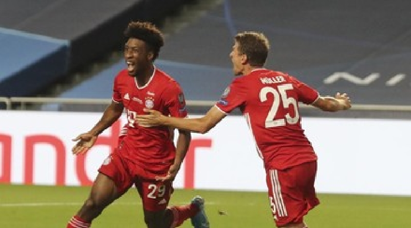 Bayern Munchen Jawara Liga Champions, Bungkam PSG 1-0