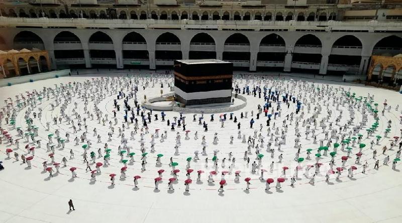 Arab Saudi Buka Umrah Tahap Ketiga Hari Ini