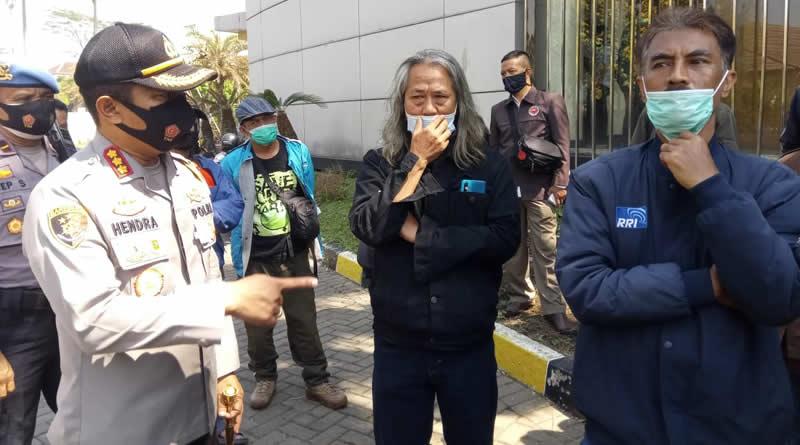 Wartawan Boikot KPU Kab. Bandung, Wakil Ketua DPRD: KPU Harus Perbaiki Kinerjanya