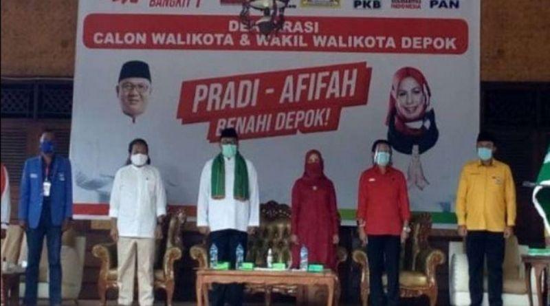 """Koalisi """"Depok Bangkit"""" Yakin Menang Lawan Dominasi PKS di Pilkada 2020"""