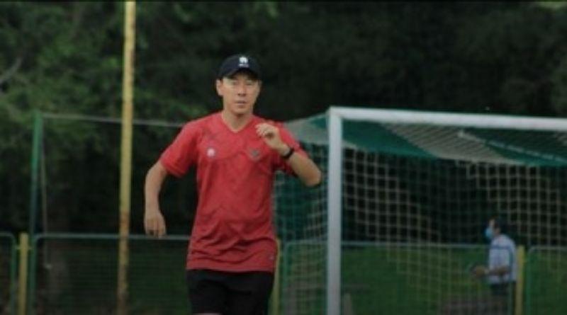 Lolos Grup Piala Dunia 2021 Bukan Target Shin Tae Yong