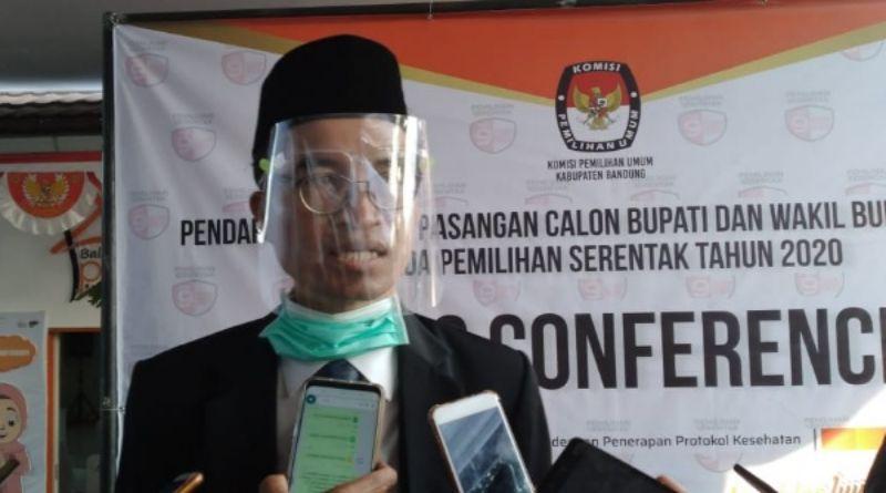Ini yang Diungkapkan Ketua KPU Kab. Bandung atas Boikot Media Tadi Siang