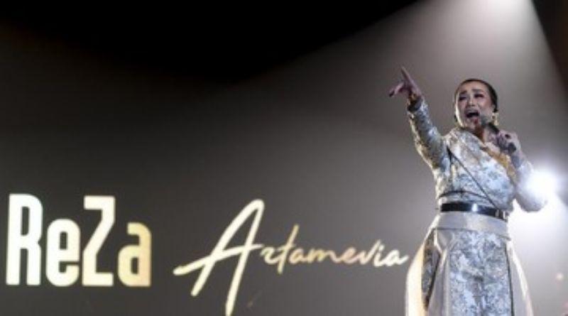 Terkait Narkoba, Polisi Tangkap Penyanyi Reza Artamevia