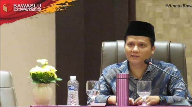 "Bawaslu Kab. Bandung ""Sintreuk"" PD dan PKH agar Netral dalam Pilkada"
