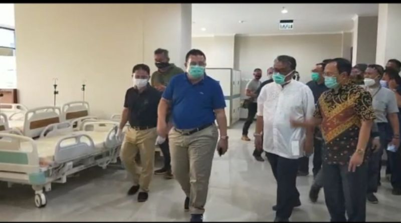 PSBB Tahap 2 Segera Diberlakukan di Kota Tasikmalaya, Ruang Perawatan Ditambah