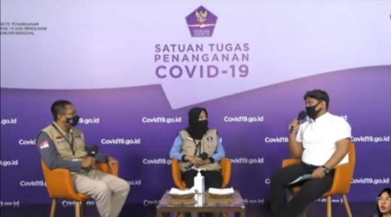 31.475 Orang Mendaftar Jadi Relawan Penanganan Covid-19