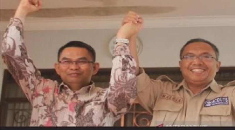 Ikut Pilkada, Bupati dan Wabup Sukabumi Ajukan Cuti