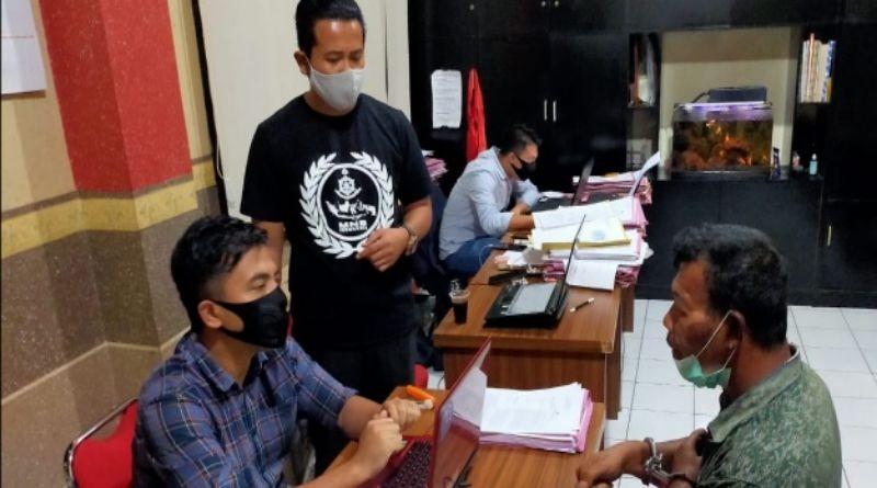Polisi Masih Memeriksa Pria Penerobos Mapolresta Tasikmalaya dan Hendak Merebut Senjata Anggota