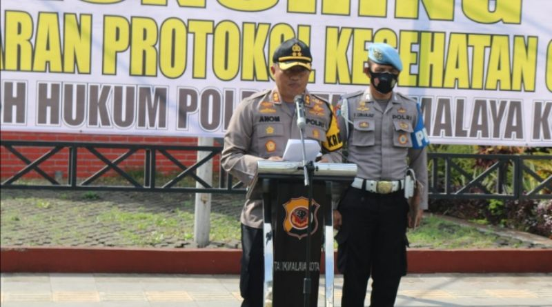 Polisi Takkan Segan Tindak Pasangan Calon Pilkada yang Melanggar Prokes Covid-19