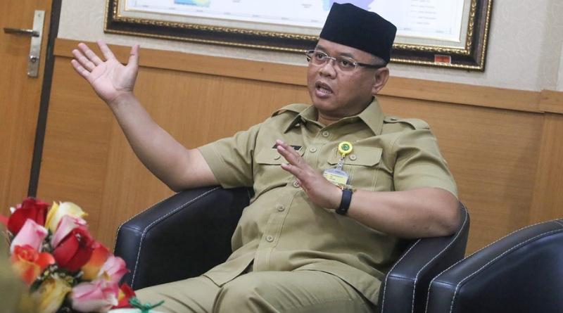 Proporsi RDTR Kabupaten Bandung Terbanyak di Jabar