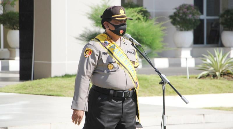 Polda Jateng Himbau Jangan Ada Kerumunan Massa Paslon Bupati dan Walikota