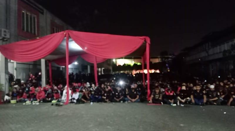 Manggala Garuda Putih Deklarasikan Sikap Mendukung Pilkada Aman dan Nyaman