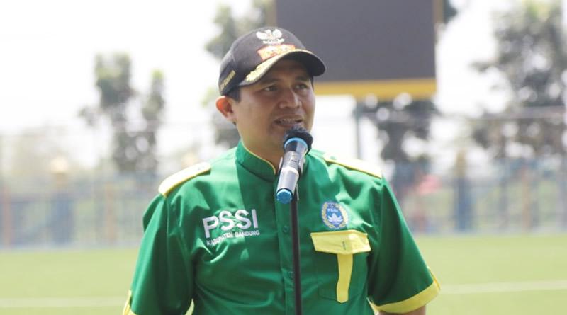 Gun Gun: Askab Kabupaten Bandung Seleksi Tim Soeratin U-13 dan U-15