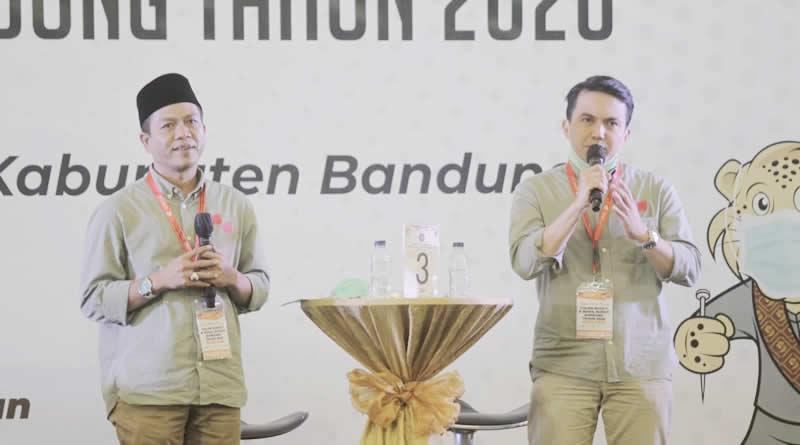 "Kang DS, ""CSR Merupakan Hak Masyarakat Kab. Bandung"""