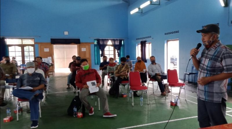 Pemdes dan Masyarakat Desa Hadapi Kendala Administratif, Politis, dan Manajerial