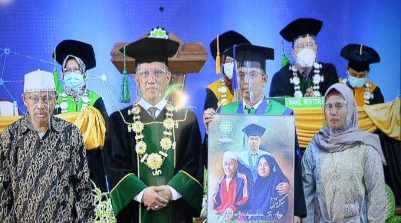 Wisuda ke-79  UIN Bandung Digelar Virtual