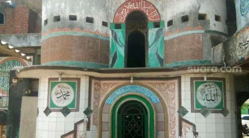 RUMAH ALLAH: Pesona Masjid Pintu Seribu dan Motif 999 serta Labirin Pengingat Mati (2/Habis)