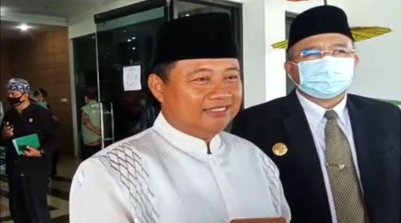 Kasus Covid-19 Terus Meningkat, Wagub Jabar Kunjungi Kota Tasikmalaya dan Bantu 10.000 Alat Tes Antigen