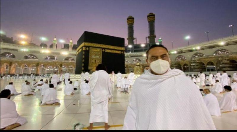Mendapat Kehormatan, Jusuf Kalla Jadi Orang Pertama dari Luar Saudi yang Umrah