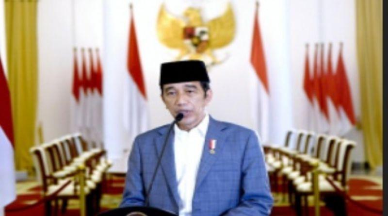 Presiden Ajak Umat Teladani Rasulullah, Saling Menolong saat Sulit