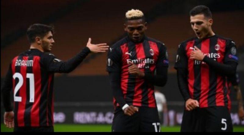 AC Milan vs Sparta Praha: Ibrahimovic Gagal Penalti, I Rossoneri Menang