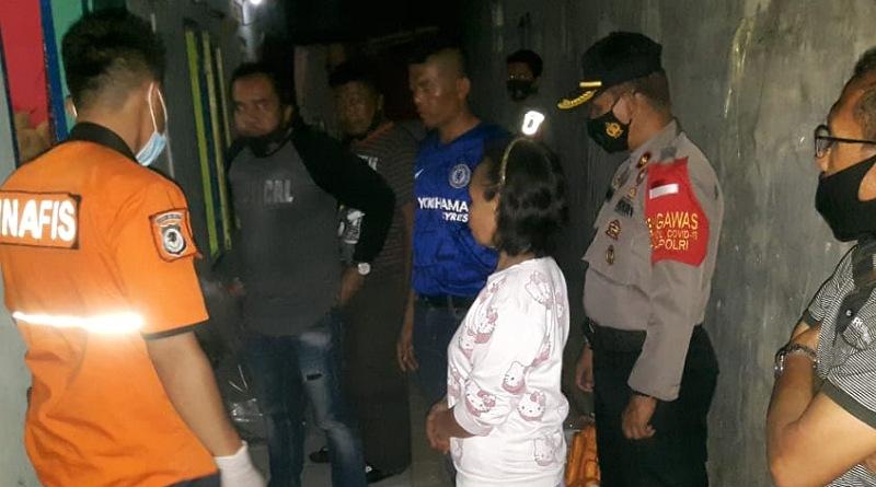 Wanita Hamil 7 Bulan Tergeletak Bersimbah Darah di Soreang