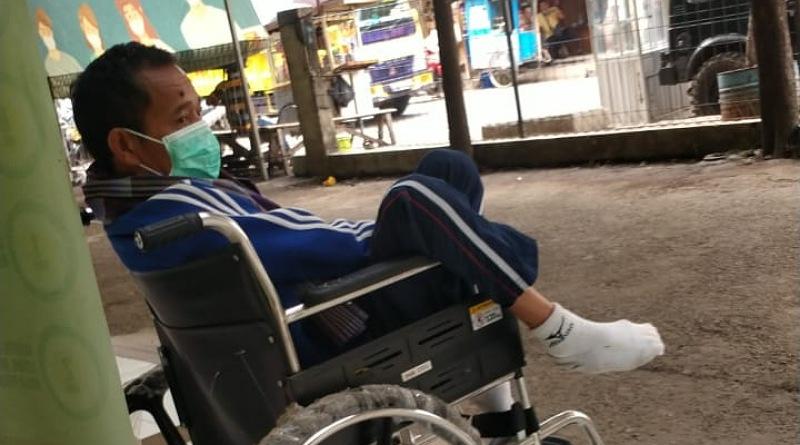 H. Yanto: Pasien Bawa SKTM Ditelantarkan RSD Soreang, Kewibawaan Pemkab Bandung Bisa Tercoreng