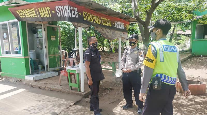 Antisipasi Libur Panjang, Polsek Limpung Intensifkan Patroli di Objek Wisata