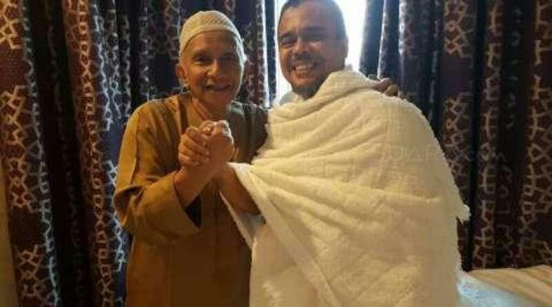 Pesan Habib Rizieq ke Amien Rais : Perjalanan Masih Panjang