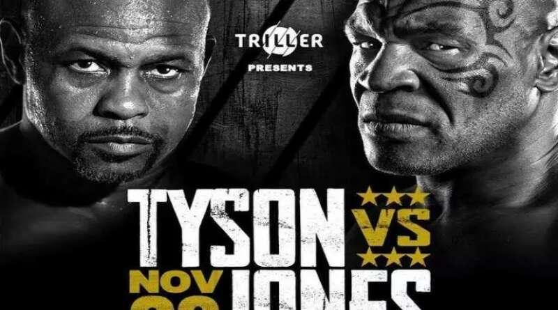 """Mike """"Si Leher Beton""""   Tyson Kembali Tarung Vs Roy Jones Jr,  Ini Jadwal Siaran Langsungnya"""