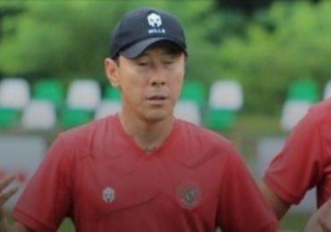 TIMNAS U-19: Dari Korea Shin Tae Yong Terus Genjot Fisik Pemain