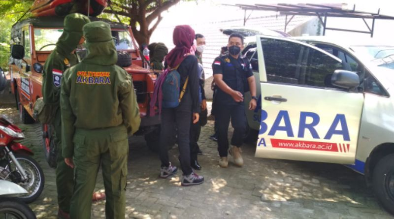 Aktivitas Gunung Merapi Meningkat, Akbara Surakarta Kirim Tim ke Daerah Bencana