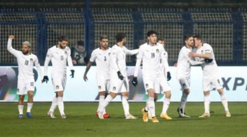 BOLA MANCA:  Belgia Pesta, Italia Berjaya  di Ajang UEFA Nations League