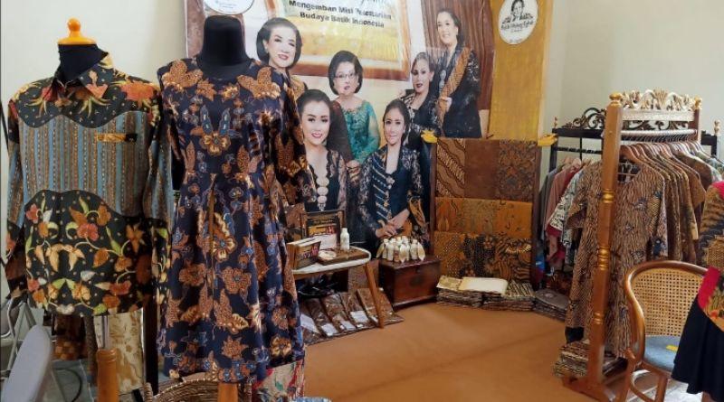 KPw BI Solo Fasilitasi Komunitas Seniman Muda Batik Indonesia Wadah Seniman Batik