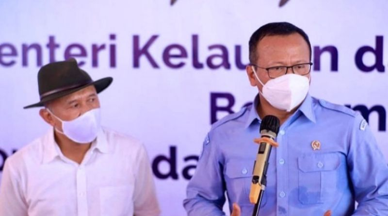 Diduga Korupsi Ekspor Benur, KPK RI Tangkap Menteri KKP Edhy Prabowo