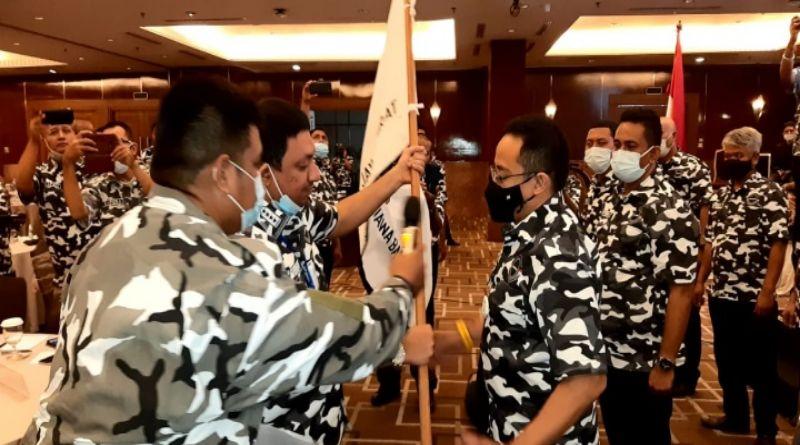 Andreas Nandiwardhana Pimpin DPD Bapera Jawa Barat