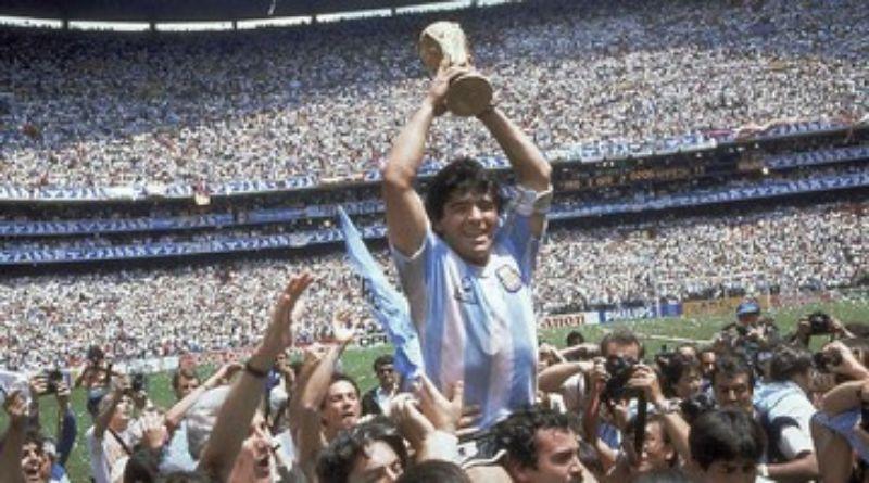"""Kiper Inggris 1986 Kenang Maradona dan """"Gol Tangan Tuhan"""""""