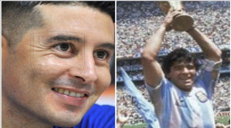 BOLA MAUNG: Vizcarra Sampaikan Duka atas Berpulangnya Maradona